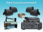Paket Sound System BMB 6  medium2