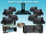 Paket Sound System Cafe  medium2