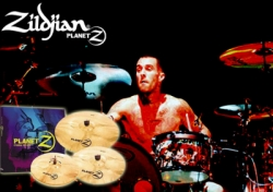 cymbal zidjian planet z  large