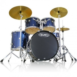 drum mapex hzb5255tdb  large