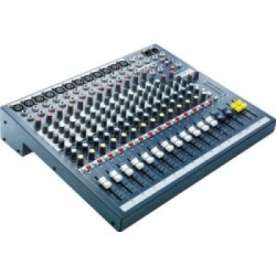 large soundcraft EPM 12 2 channel