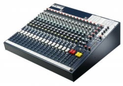 large Mixer SOUNCRAFT FX16ii