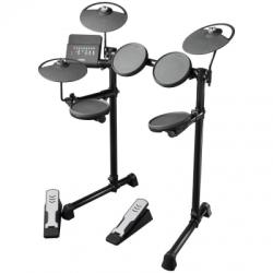 large yamaha dtx400k digital drum kit