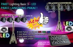 large paket lighting basic 3