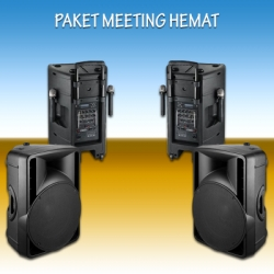 large Paket Meeting Hemat