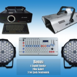 large Paket Lighting Basic 3A LED 600x600