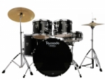 mapex tornado with cymbal  medium2